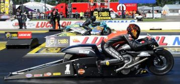 NHRA : Results from Lucas Oil Nationals at Brainerd