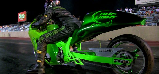 Built to Win : Team Budlight Lime – Jamaruis Crawford
