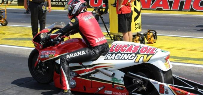 Hector Arana Jr. continues late-season surge, races to U.S. Nationals final