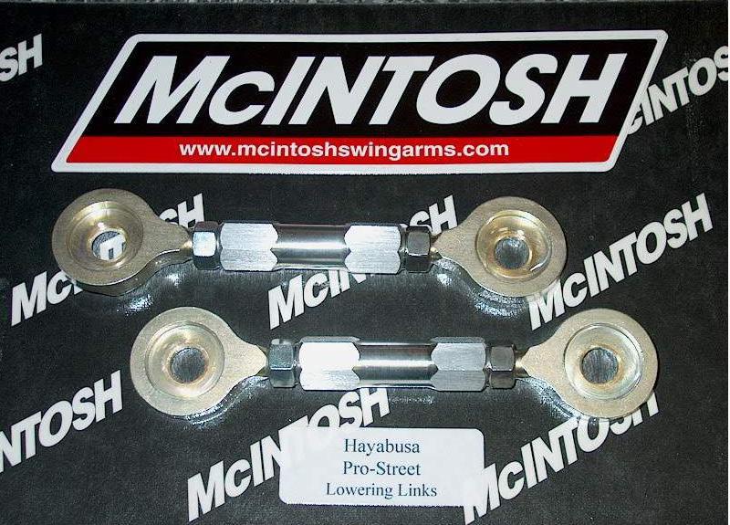 McIntosh Machine & Fabrication : Lowering Links
