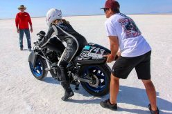 Like Father like Daughter : Chris and Cayla Rivas setting records in Land Speed Racing