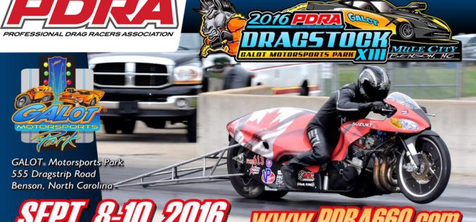 PDRA : DragStock XIII Coverage from Galot