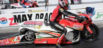 Lucas Oil Racing TV's Hector Arana Jr. ready for a fast start to the Countdown