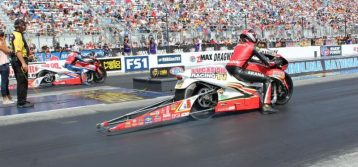 Hector Arana Jr. Snares a victory over dad in opening Countdown race