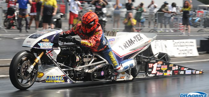 Man Cup : Spiderman Wins Top Fuel Final Again
