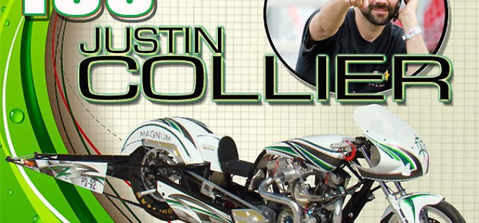Justin Collier : Movin on up!
