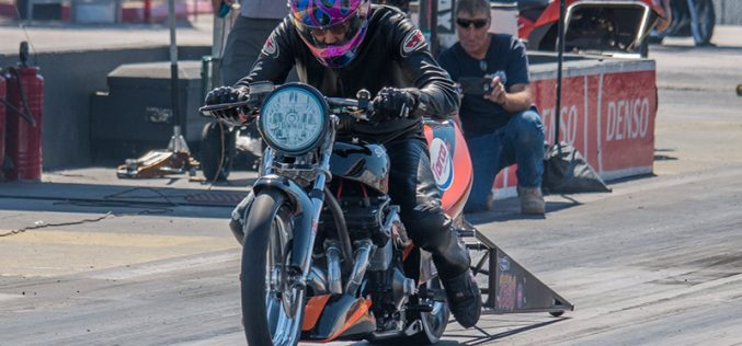 Sportsman Motorcycle Bracket Shootout Results from The Strip