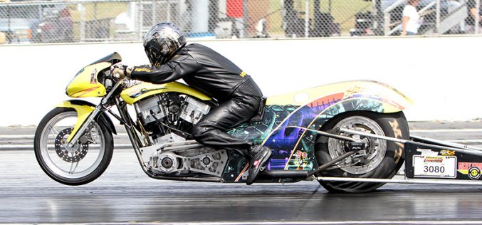 Man Cup : Rockingham Dragway Rocked by Nitro