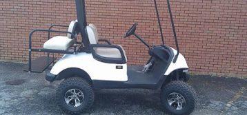 Man Cup : Golf Cart Rentals