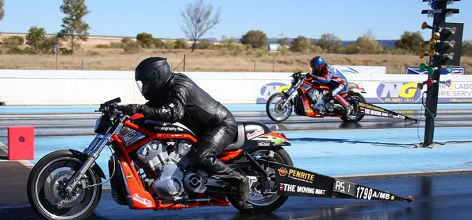 ANDRA : Shane Walker eyes Mod Bike triple treat in Mildura