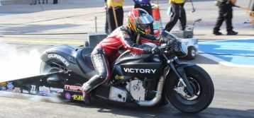 Promising test results have Angie Smith excited to race in Las Vegas