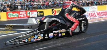 Victory Motorcycles ace Matt Smith looking for a change of luck in Las Vegas