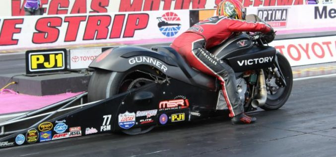 Victory's Angie Smith thrilled with qualifying effort in Las Vegas