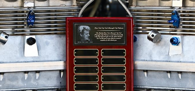 Elmer Trett to be Honored at Man Cup Finals