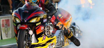 Racing : The Hard Part