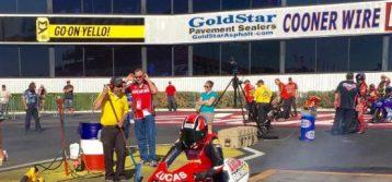 Lucas Oil Racing TV's Hector Arana Jr. ends season with Semi-final in Pomona