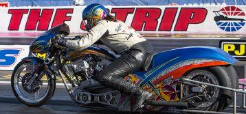 Turner, Thornley Score Championships in Vegas