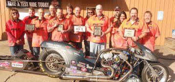 Vreeland wins Nitro Funny Bike Championship