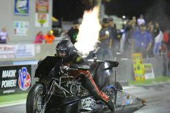 Dennis Bradley Racing Top Fuel Motorcycle Team Ready for 2017