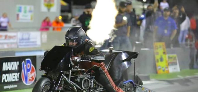 Dennis Bradley Racing Top Fuel Motorcycle Team Ready for 2017