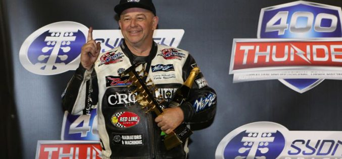 Nitro Voodoo Takes Out Santo's Summernationals