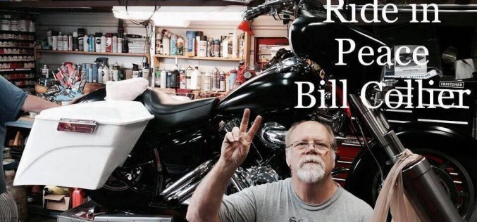 Drag Racing Says Good Bye to Bill Collier