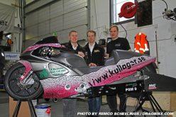 EDRS : Janne Koskinen steps up to Pro Stock Motorcycle