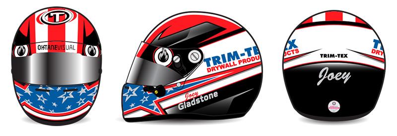 Trim-Tex adds Gladstone to Their Team | Dragbike com