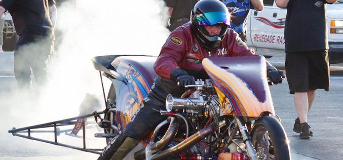 Horne / Romine / Scott Racing Enter NHRA Top Fuel Harley Series