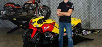 "NHRA Pro Stock Motorcycles ""New Kid on The Block"""