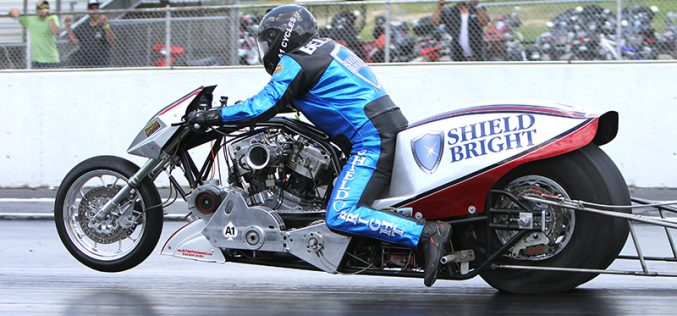 Persona of V-Twin Drag Racers