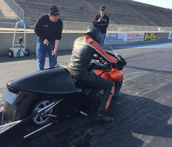 Flyin Ryan Racing Pre Season Team Report | Dragbike com