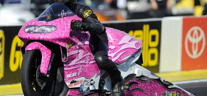 NHRA : Jerry Savoie Ready for Championship Momentum to Continue