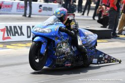 NHRA : Four-Wide Nationals Results