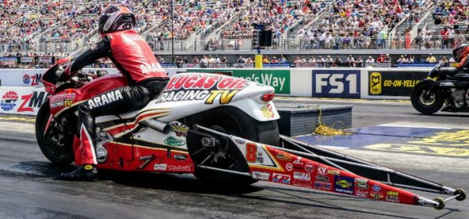 Lucas Oil rider Hector Arana Jr. anxious to do well at Lucas Oil Southern Nationals