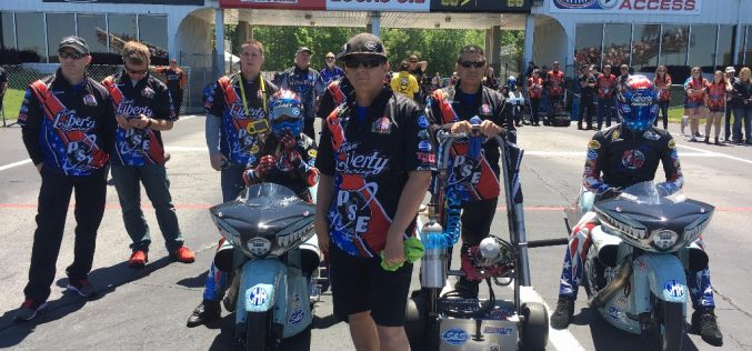Team Liberty Race Report: NHRA Southern Nationals