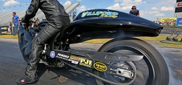Williford and NHDRO Blister Indy
