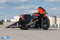 Harley-Davidson Unveils new Street Rod Drag Bikes for NHRA Summer Nationals