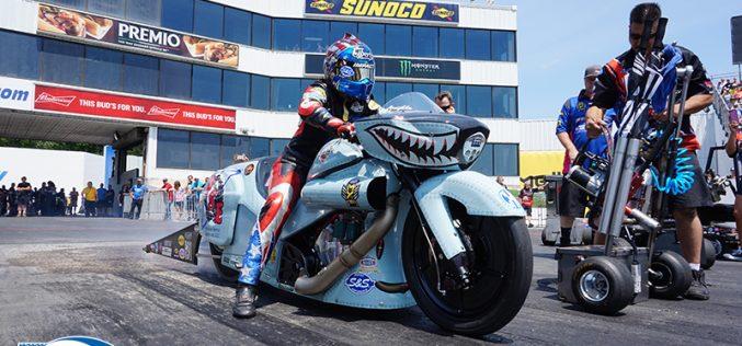 Team Liberty Racing Race Recap: NHRA Summernationals