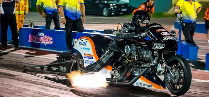 World's Quickest & Fastest Amputee Benny Stevens Is Ready To Rumble at NHRA's Thunder Valley This Weekend