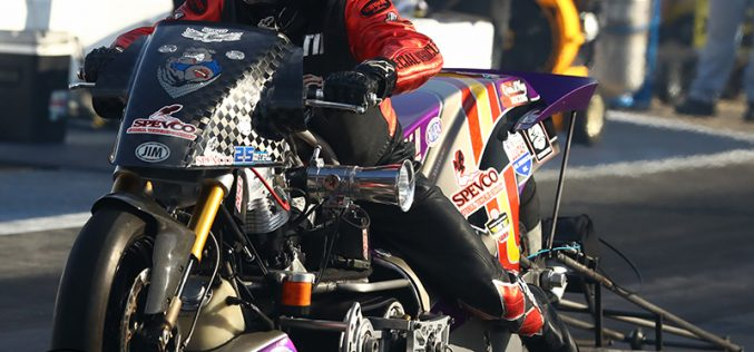 NHRA Nitro Harley : Results from Thunder Valley