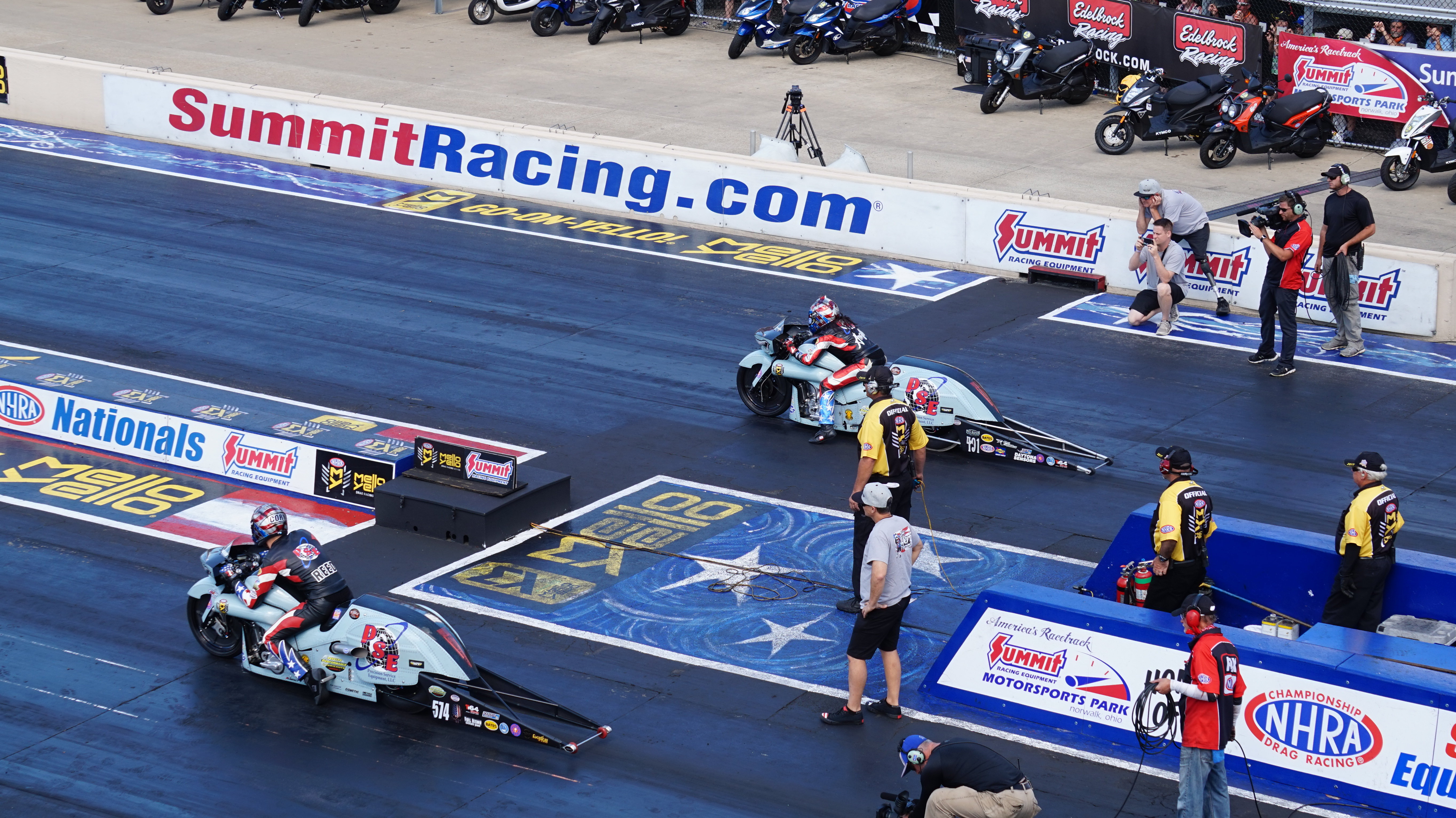 Team Liberty Racing Qualifying Report from Norwalk