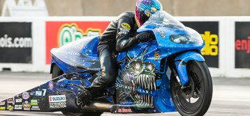NHRA : Pro Stock Motorcycle Results from Route 66