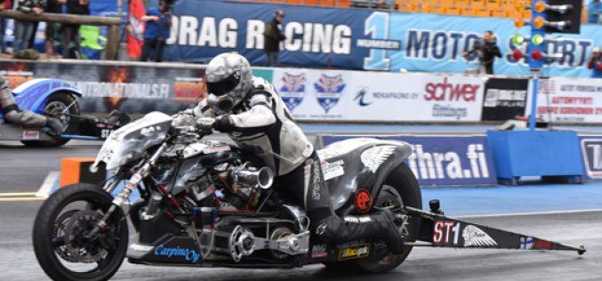 EDRS : Gardermoen Raceway – Round 3 of Pro Nordic Motorcycle