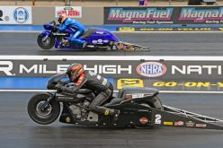 NHRA : Pro Stock Motorcycle Results from Bandimere Speedway