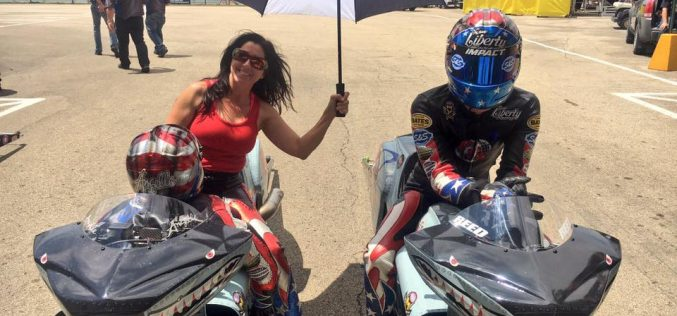 Team Liberty Racing Heads to Sonoma for Pro Bike Battle