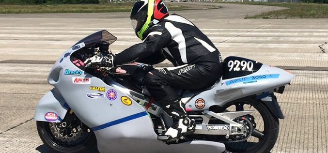 Ransom Holbrook / H&H Racing and the World's Fastest Nitrous Motorcycle Mid-Season Racing Report