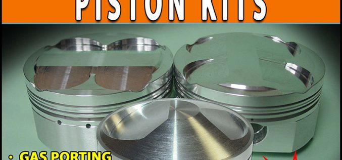 MTC : FREE Custom Mods on all Piston Kits