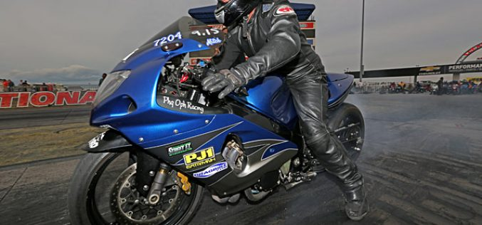 NHDRO Showers Big Money on Big Field