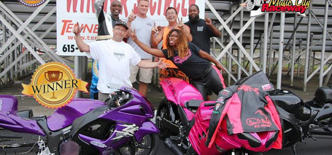 Mega Bikes : Round 3 Results from Music City Raceway